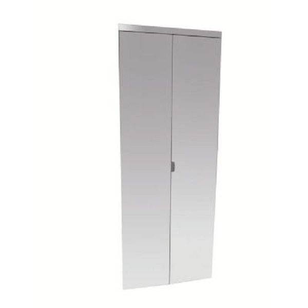 Bifold Closet Doors 22 Inch Door Designs Plans In 2020 Beveled Edge Mirror Bifold Doors Mirror Closet Doors