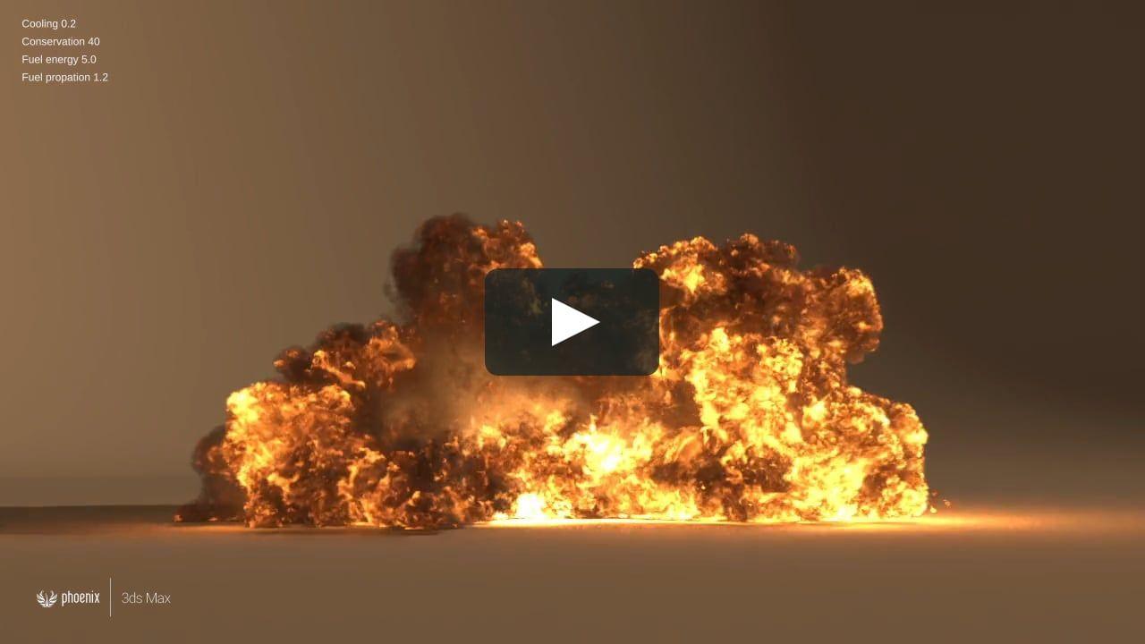 Gasoline Rnd By Icer Explosion Game Effect Cinema 4d