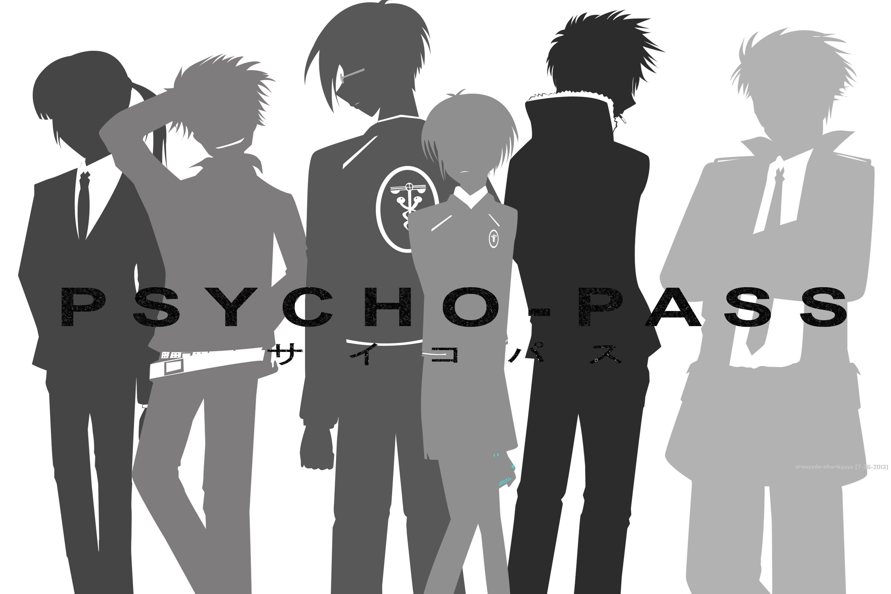 Silhouettes / Psycho pass