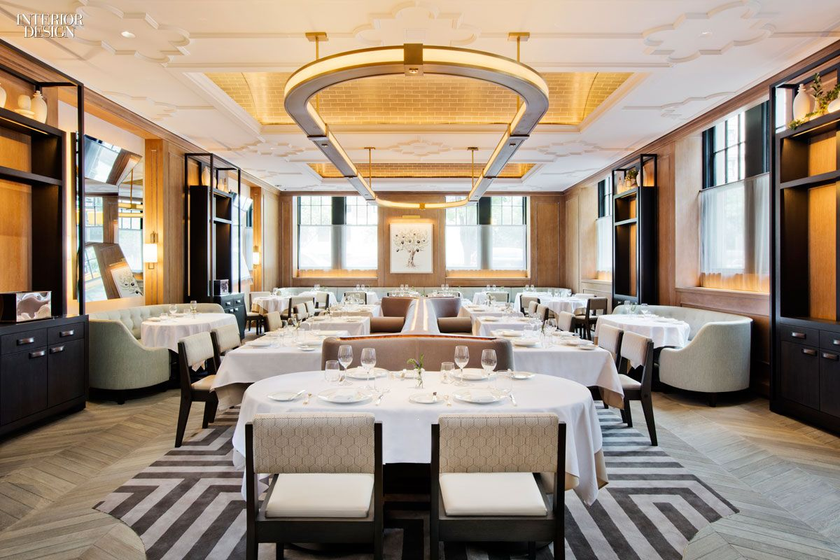 Firm Meyer Davis Site Upper East Side Photography Interior Design MagazineNyc RestaurantsUpper