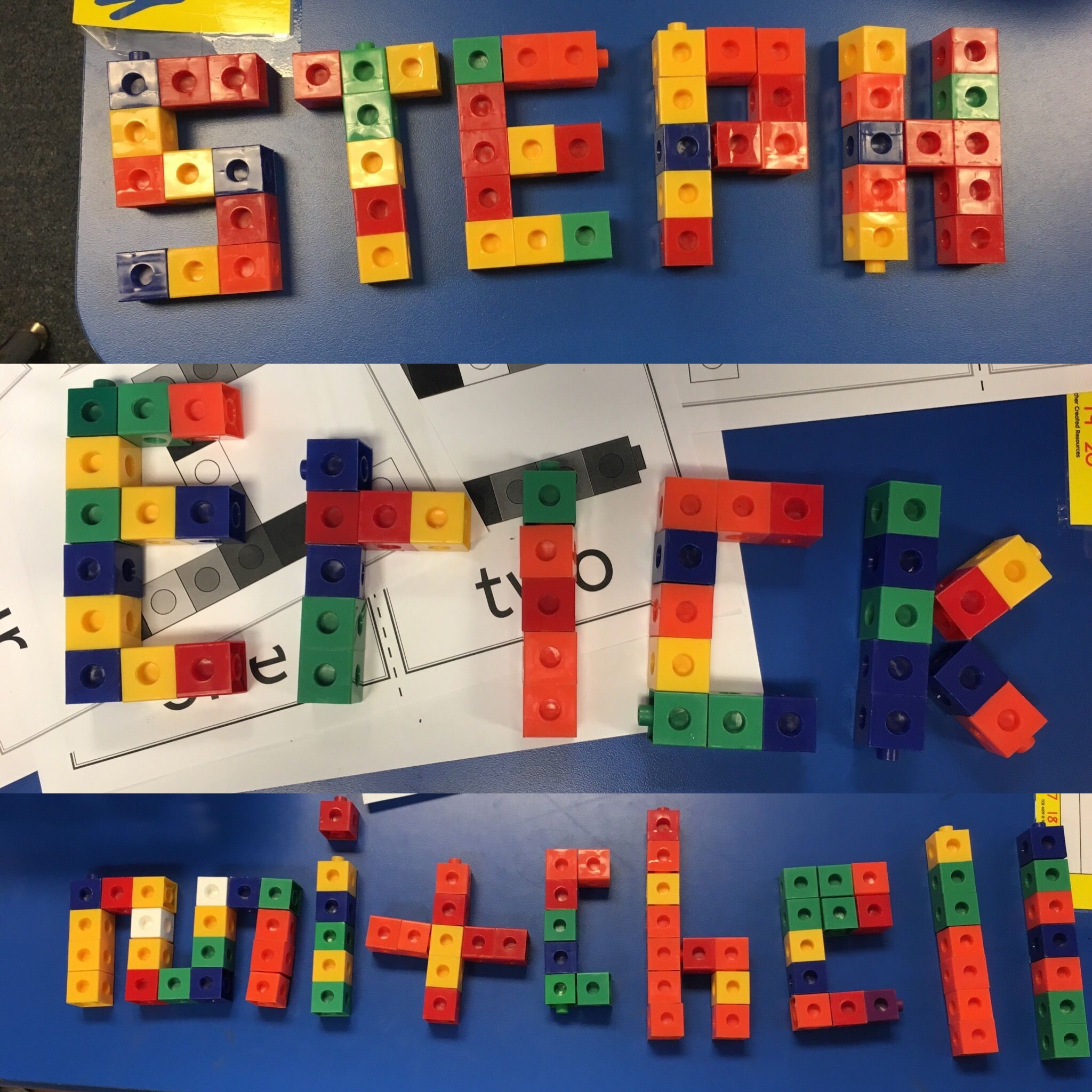 Lego Names Fun Classroom Activity For Students