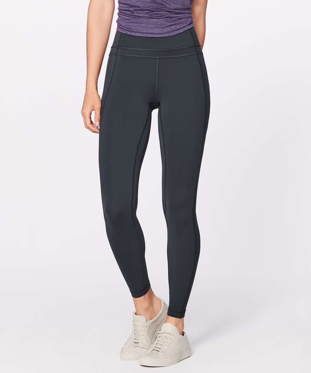 4ee2b233d3 Lululemon Pushing Limits 7/8 Tight (Nulu 25