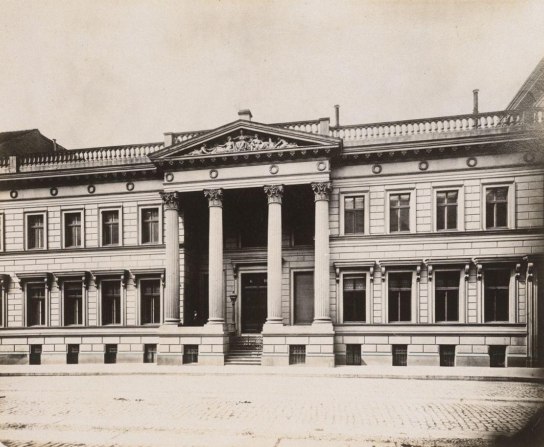 august orth 1828 1901 englische botschaft fr her palais strousberg berlin erbaut 1867 1868. Black Bedroom Furniture Sets. Home Design Ideas