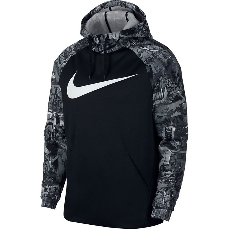c2dd1134 Nike Mens Long Sleeve Moisture Wicking Hoodie-Big and Tall ...