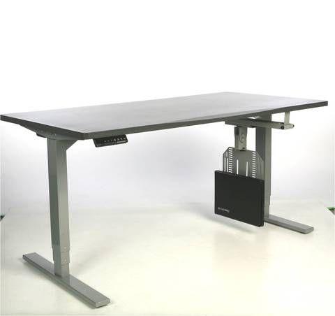 Dock Hide Under Desk Laptop Holder