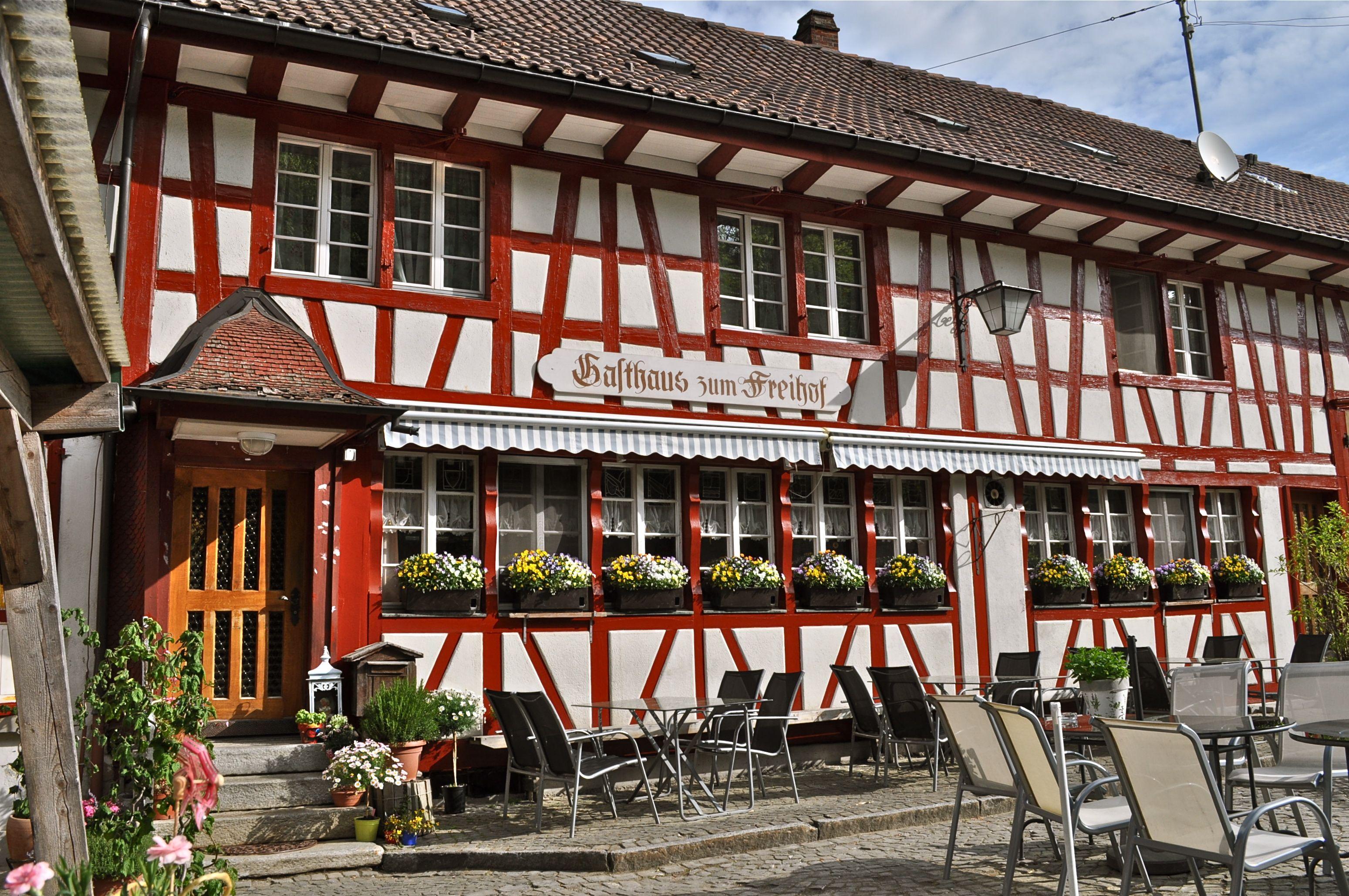 Gasthof Zum Freihof Schmidruti Hof