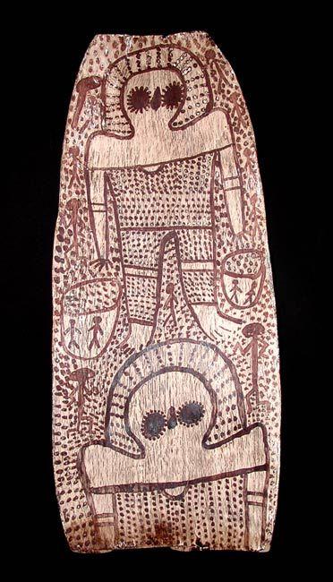 Wanjina. Ignatia Djanghara. 1980.