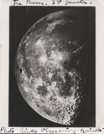 Image of Moon 3rd Quarter - by H.K. 'Pop' Binks nairobischool