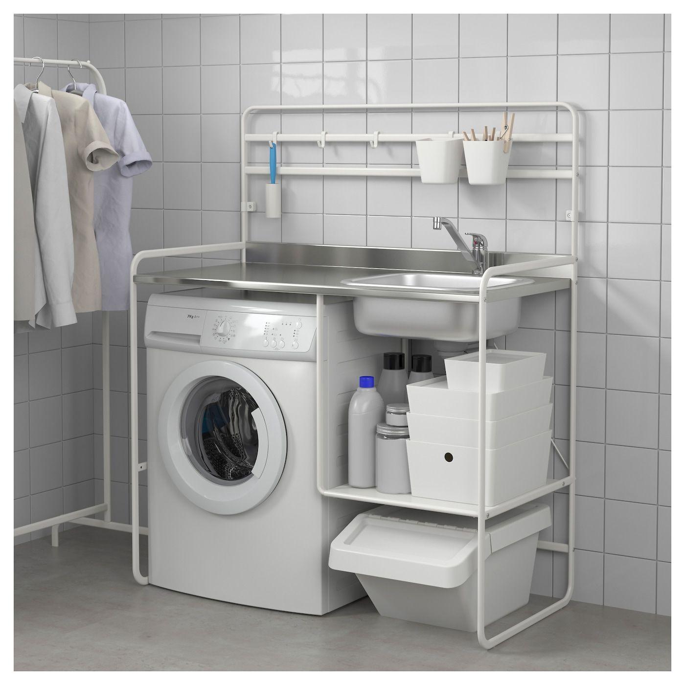 """SUNNERSTA Minikitchen 44 1/8x22x54 3/4 """" Laundry room"""