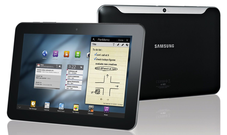 Samsung Galaxy Tab 8 9 4g Latest Tablet Specifications Samsung