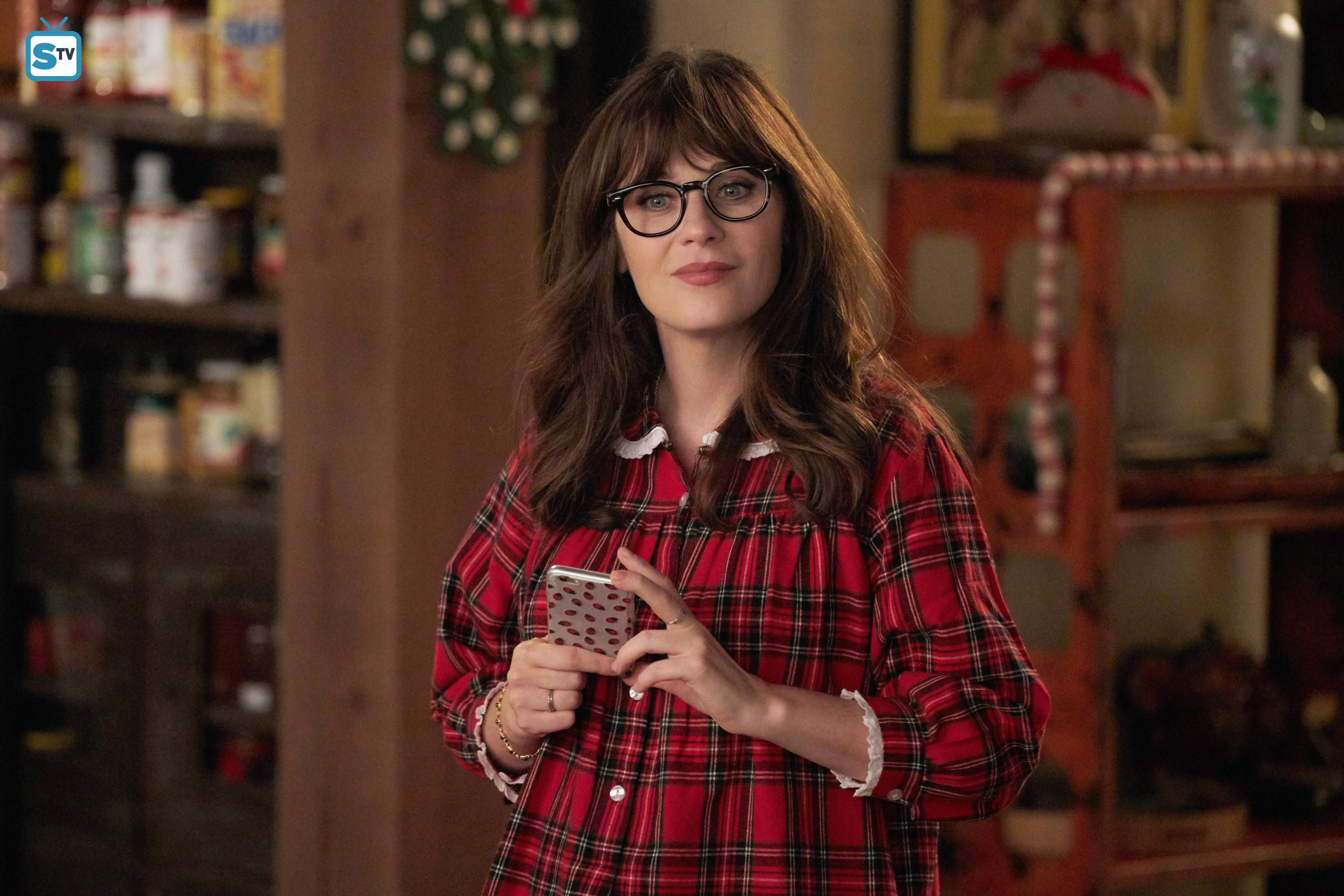 Image result for new girl christmas eve eve