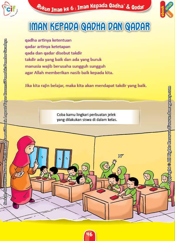 Qada Dan Qadar : qadar, Download, Gratis, Worksheet, Kepada, Qadha, Qadar, Takdir,, Membaca, Buku,
