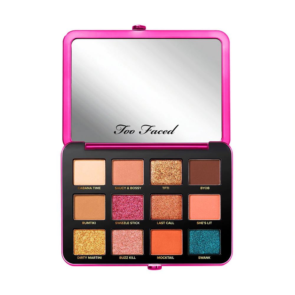 Palm Springs Dreams Eye Shadow Palette in 2020 Eyeshadow