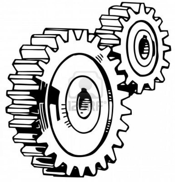 cogs and gears drawing tre restaurant cogs Airsoft Guns and Gear cogs and gears drawing