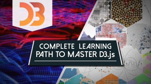 Newbie to D3 js Expert: Complete path to create interactive