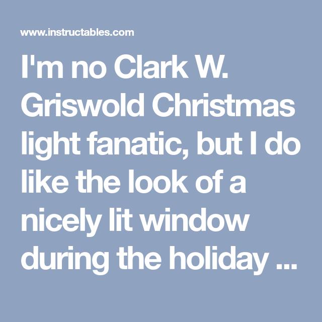 Download Christmas Window Lighting Frames | Griswold christmas ...