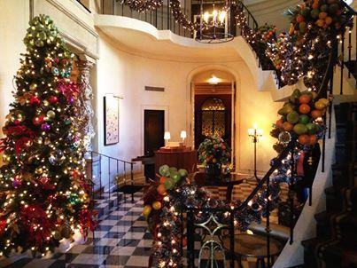 Rosewood Mansion on Turtle Creek Restaurant Lobby Restaurants