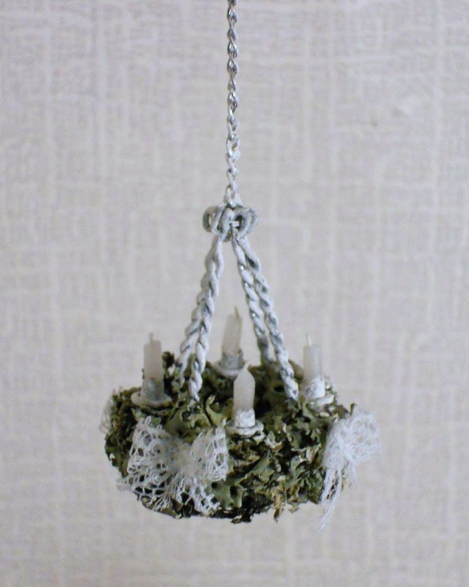 How to miniature candle chandelier tutorials miniature lighting how to miniature candle chandelier aloadofball Choice Image