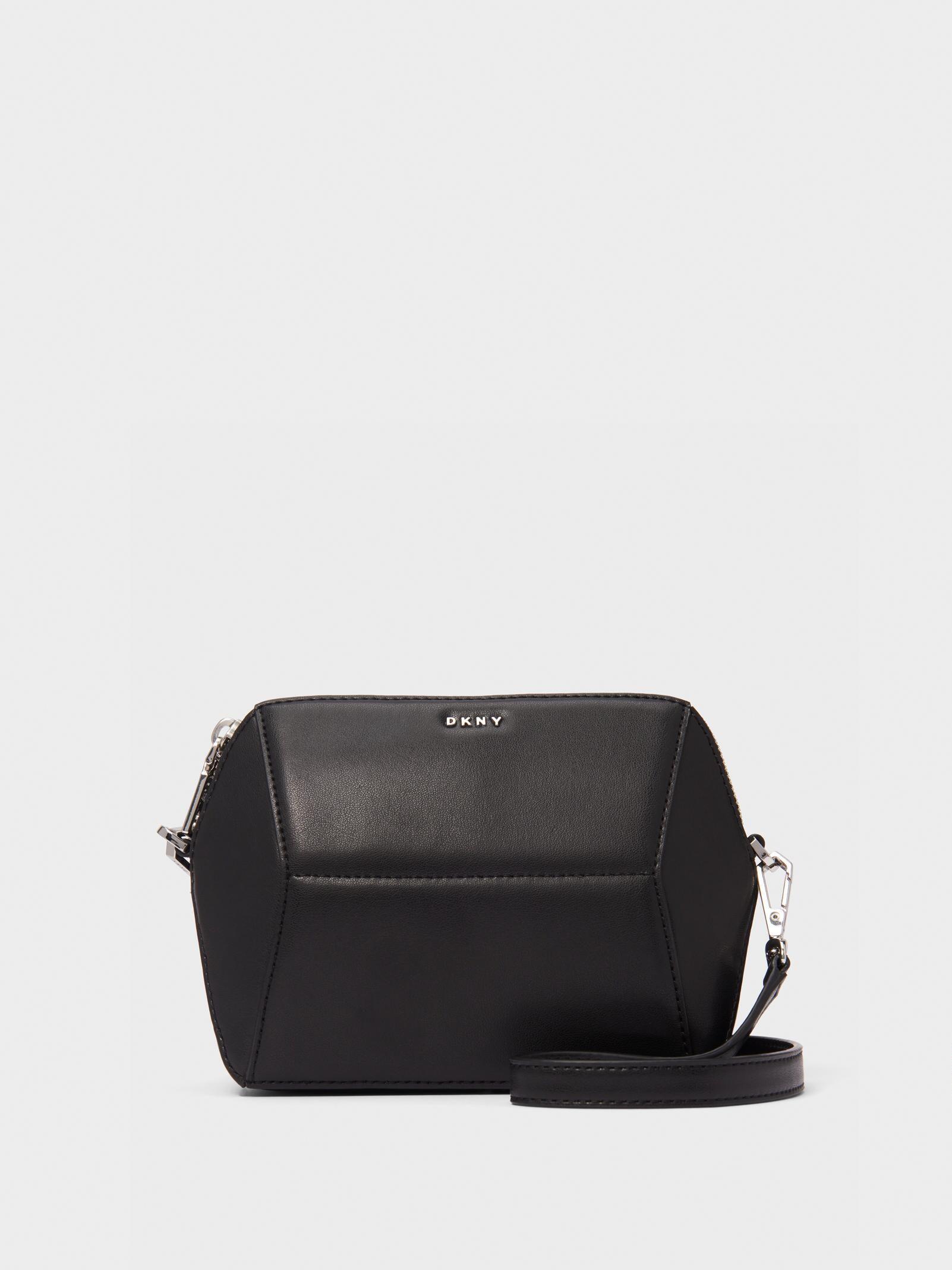 731775024 WEST-SIDER LEATHER CROSSBODY- DKNY Leather Crossbody, Crossbody Bag, Dkny  Handbags,