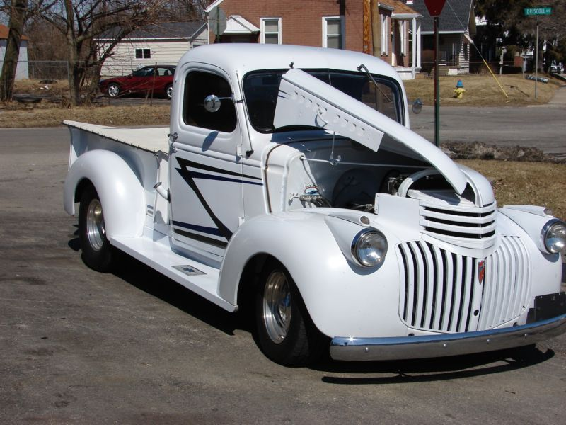 Find great deals on ebay for 1946+chevrolet+pickup 1941 ...