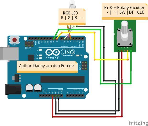 DC 12V 2x15W TDA7297 Amplifier Board Grade 20 Dual Audio Encoding – Rotary Encoder Joystick Wiring-diagram
