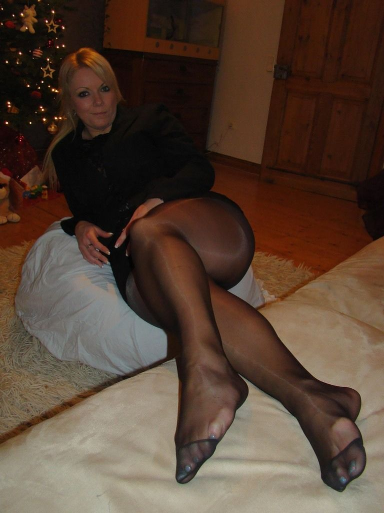 Cute sexy black dresses-7451