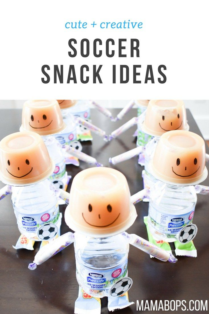 soccer snack ideas cute creative soccer team snacks covet by