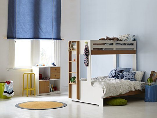 Taylor Combo Bunk Frame Combo Double Single Bunk Bed Available