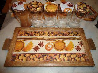 Lar de arteira: Reciclagem de pote de geléia http://lardearteira.blogspot.com.br/2012/11/reciclagem-de-pote-de-geleia.html
