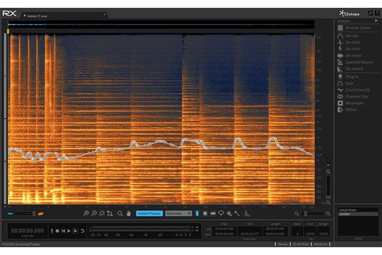 Izotope RX 5 Complete Audio Repair Software