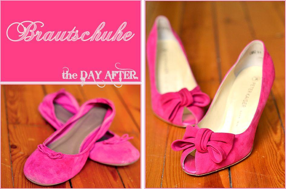 super popular 2af7d cb5e7 Brautschuhe in Pink | Hochzeit Sarah & Fabian | Brautschuhe ...