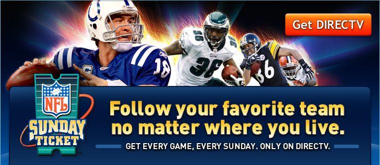 DirecTV NFL Sunday Ticket 2013 Regular Season for Computer