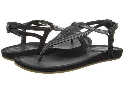 a53b24b74f52 Teva Capri Sandal Black - Zappos.com Free Shipping BOTH Ways I ordered  these shoes in both the black and brown to wear on a European vacation.