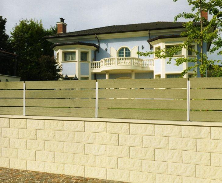 valla de jardin