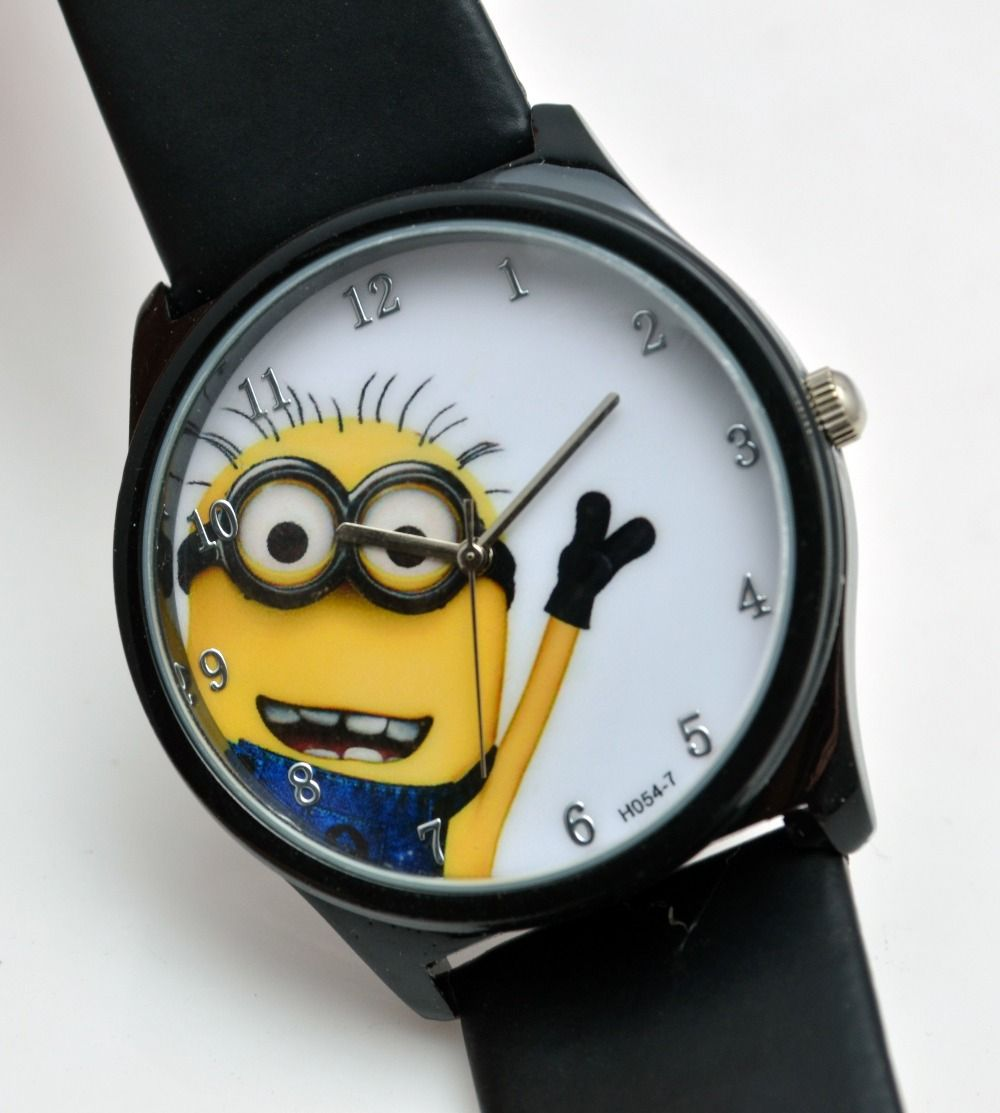 frozen cute product amazon watches cartoon small leather dial best detail seller child