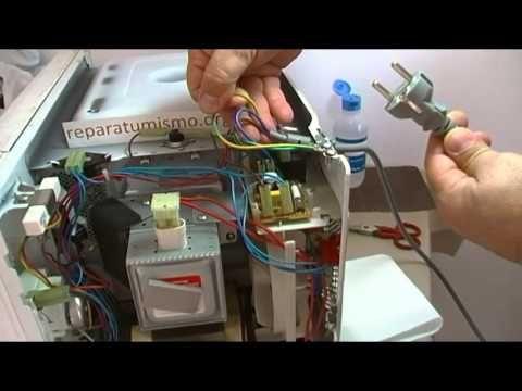 Curso Reparacion Hornos Microondas Basicos Youtube Hornos Microondas Electricidad Y Electronica Reparación