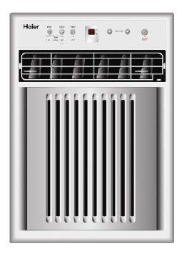 Amazon Com Haier Hwvr10xck 10 000 Btu Casement Slider Room Air