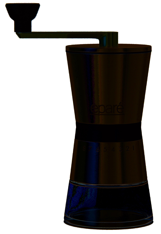 Eparé Manual Coffee Grinder Manual coffee grinder, Burr