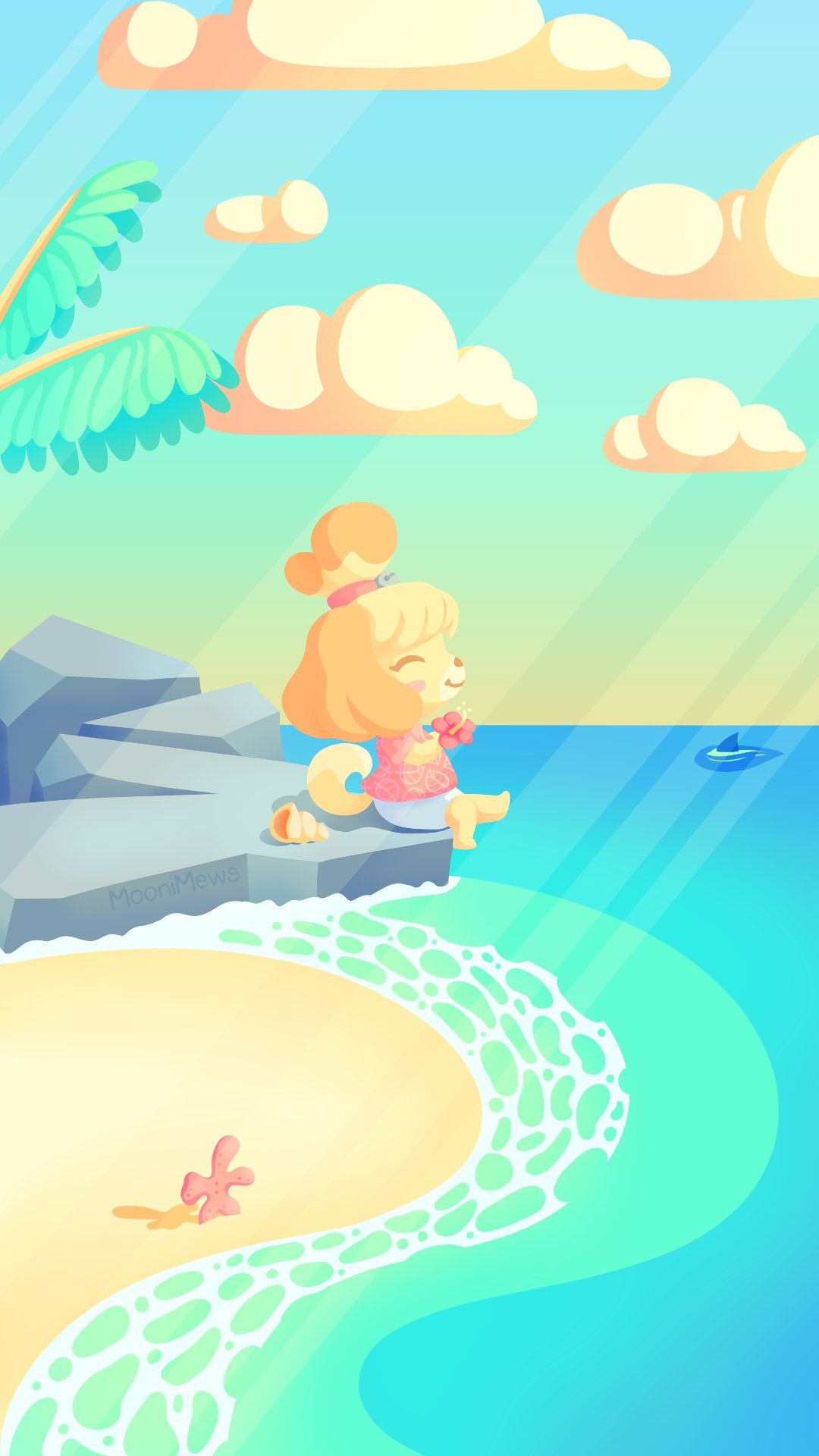 Moonimews On Twitter Animal Crossing Fan Art Animal Crossing Villagers Animal Wallpaper