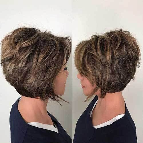 Short Layered Haircuts For Women Over 50 030 Www Vozsex Com Best Short Layer Short Hairstyles For Thick Hair Layered Haircuts For Women Short Hair With Layers
