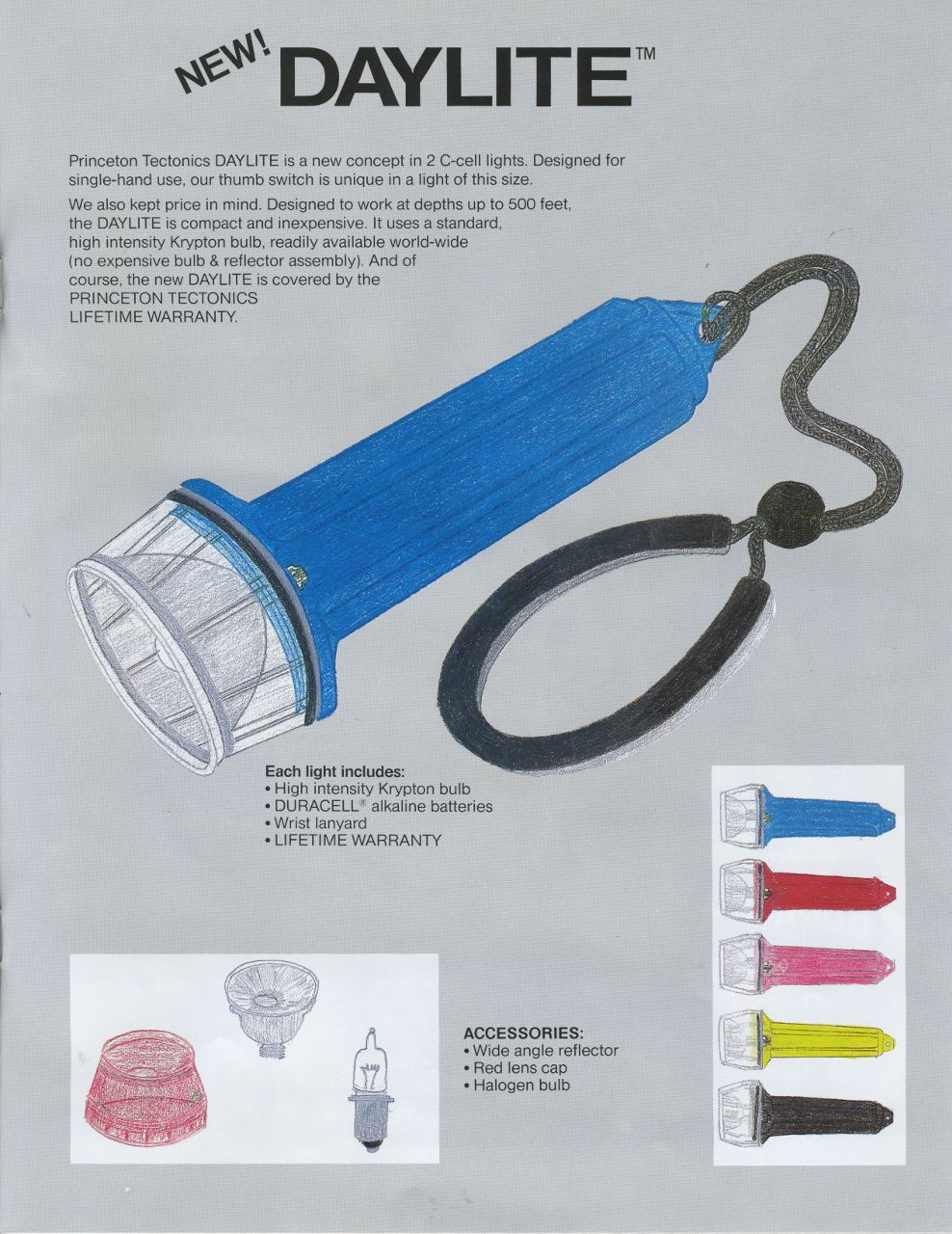Check Out The Fine Details Of This Picture Of The Daylite Bulb