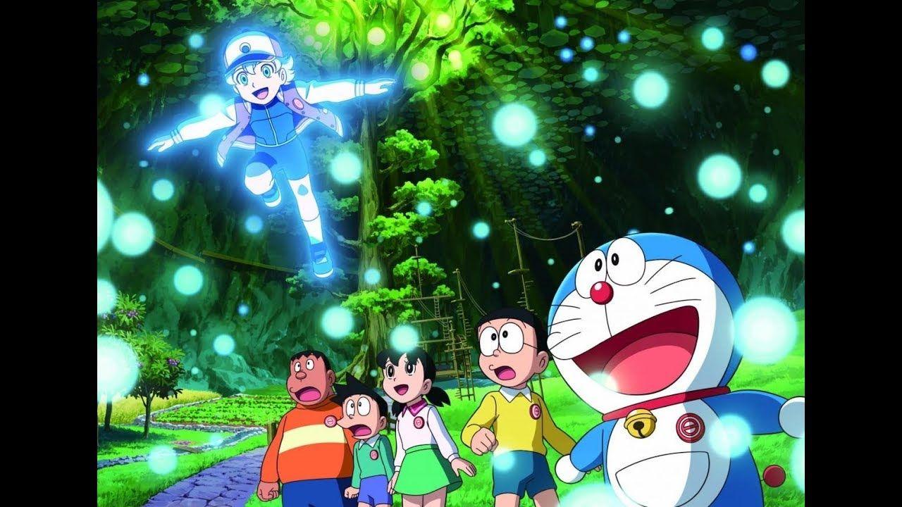 Nobita S Chronicle Of The Moon Exploration English Sub Full Hd Doraemon Doraemon Wallpapers Doraemon Cartoon