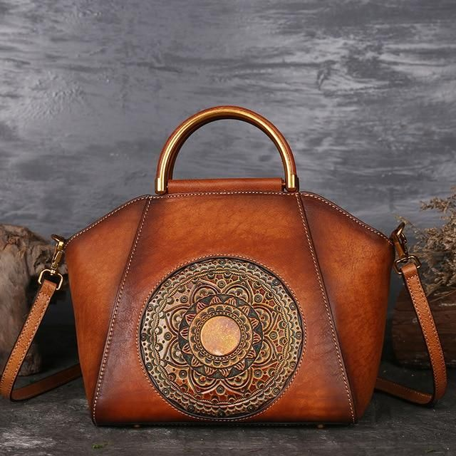 bbc3b14ec8 Buy Luxurious Women s Real Leather Handbag Fashion Cowhide Shoulder Bag  Ladies Tote Bag and other Top-Handle Bags at Narvay.com. Designer Womens  Large ...