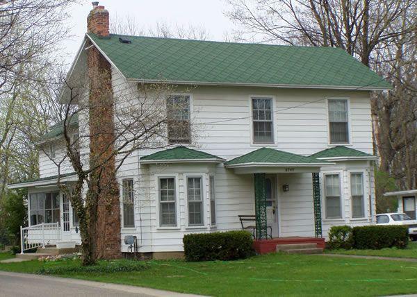 SherriffGoslin Company ArtLoc hunter green – Hunter Green Roof Shingles