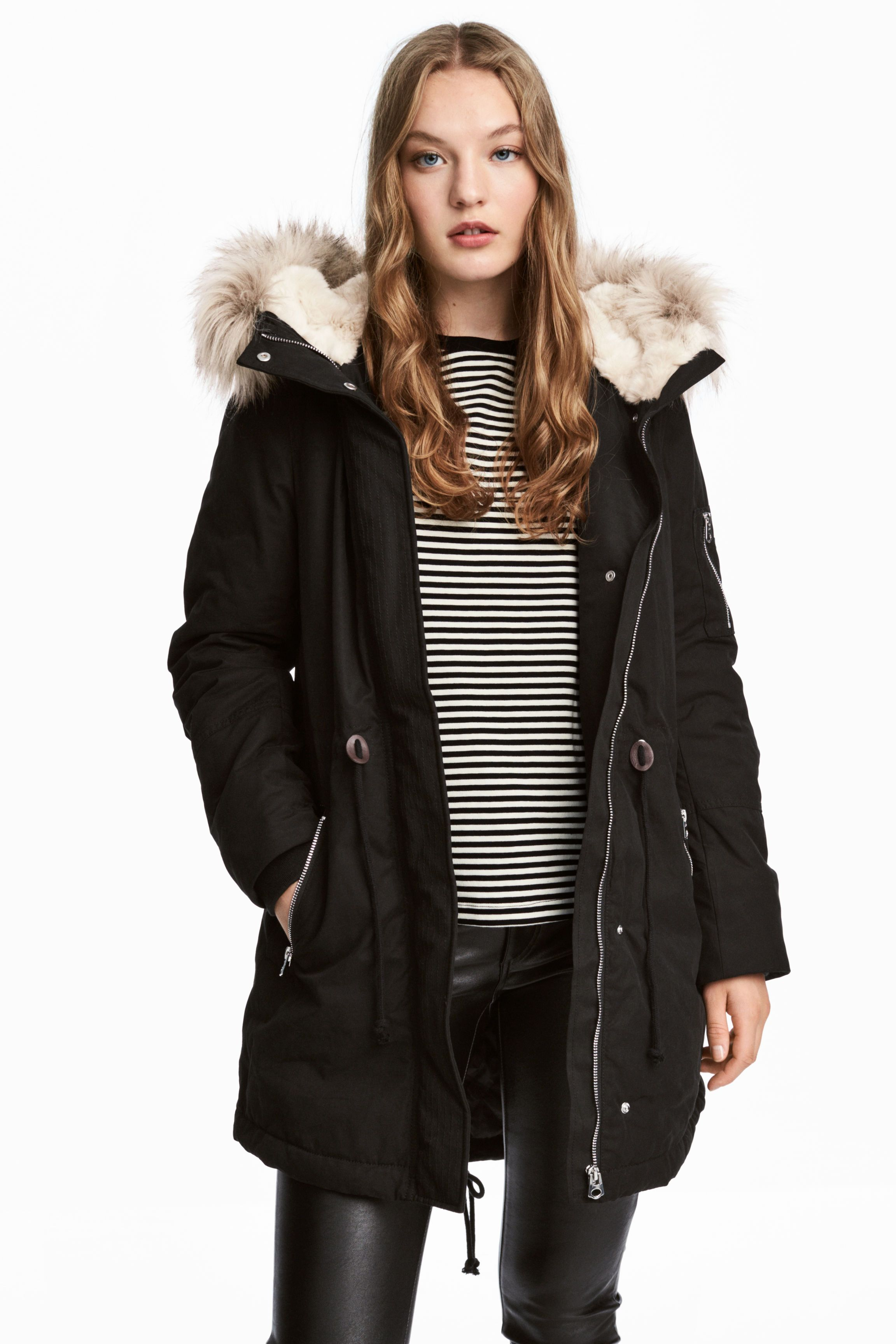 pretty nice 5e5b3 66a18 Parka imbottito | outfits | Best winter coats, Winter ...