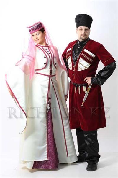 b6bf0d9f75ff Народные грузинские костюмы в фотографиях   Одеваемся со вкусом ...