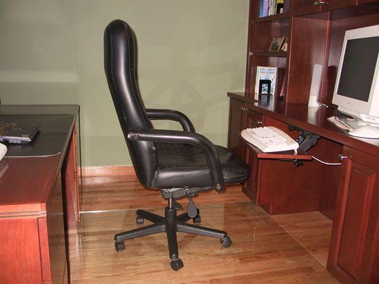 office chair mat for hardwood floor office chair mat pinterest