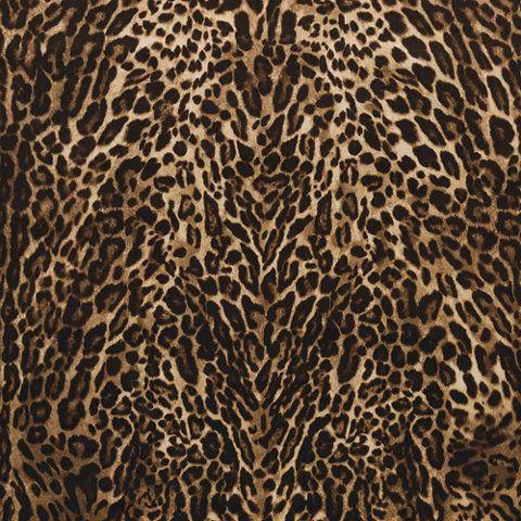 MARGAY LEOPARD - CHAMOIS - Brookfield - Fabric - Products - Ralph Lauren Home - RalphLaurenHome.com