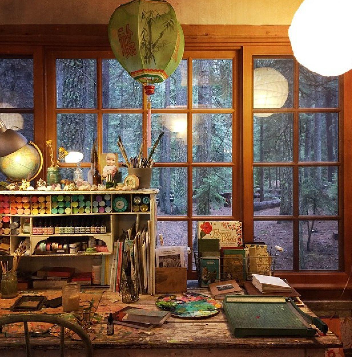 ART - Work Rooms And Studios In
