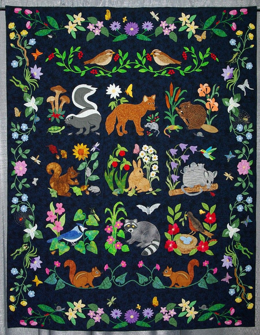 Woodland Creatures Woodland Creatures Fabrics And Patterns